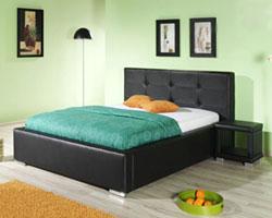 čalúnená posteľ NIKE