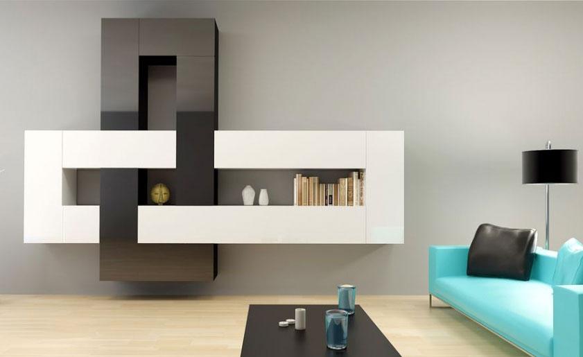 Moderná obývacia stena BRILIANT I v netradičnom dizajne. Elegantné spojenie jednoduchosti a moderného štýlu. Stena je zložená z niekoľkých samostatných skriniek. Skrinky sú vyrobené z kvalitnej akrylovej dosky s lesklým povrchom.  Dvierka sú zabezpečené špeciálnym prípravkom. Elegantné otváranie dvierok systémom KLIP-KLAP. Korpus skriniek má neutrálny šedý odtieň matný. Dvierka majú bielu alebo čiernu farbu s leskom. Stena do obývačky BRILIANT má celkovú šírku 300 cm, výšku 210 cm, hĺbka skriniek je 32 cm. Skrinky si môžete poskladať v ľubovoľnom poradí. Dizajnová rada 8 originálnych obývacích stien BRILIANT sa svojim odvážnym prevedením odlišuje od bežných obývacích zostáv. Systém BRILIANT získal 3 prestížne ocenenia v nábytkárskom priemysle. Ak sa Vám steny BRILIANT páčia, ale potrebovali by ste iné rozmery, nemusíte byť sklamaní. Svoju obývaciu stenu si môžete zostaviť výberom samostatných skriniek v niekoľkých farebných odtieňoch. Cena: 862.8000 EUR