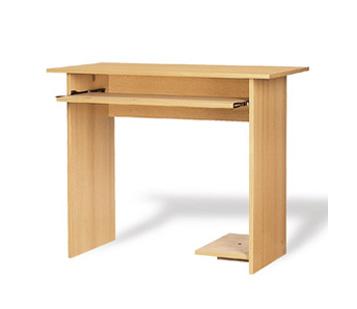 Jednoduchý pracovný stôl BT-3 sa hodí  do menšej miestnosti. Rozmer  (v/š/h) 74 x 91 x 50 v cm. Stôl je vybavený výsuvnou plošinou na klávesnicu a polica z vnútornej strany je vhodná ako podstavec pod debnu PC zostavy. PC stolík je v dubovom prevedení. Materiál LTD doska. Cena: 33.8000 EUR