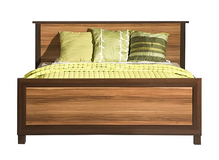Havana posteľ s rozmermi (v/š/h) 82 x 184 x 204 v cm. Posteľ  sa dodáva aj  s roštom v cene. Rošt má kovový rám a drevené lamely. K posteli odporúčame nočný stolík Havana viď sekcia odporúčame pod technickými informáciami. Nábytok je vyrobený z LTD dosky. Na komode sú plastové úchyty a nožičky, ktoré sú vo farbe wenge. Jemný efekt reliéfu je vytvorený lištou, ktorá lemuje okraje predných časti nábytku. Dizajnéri nábytku stavili na populárne farby a skombinovali wenge korpus s prednými časťami v slivkovej farbe, čím vytvorili jedinečný vzhľad nábytku. Svoju spálňu si môžete zariadiť z piatich častí rady Havana spálňa. Z ďalších štrnástich elementov sektorového nábytku Havana  si môžete zariadiť obývačku, pracovňu, či dozariaďovať spálňu. Cena: 180.9 EUR