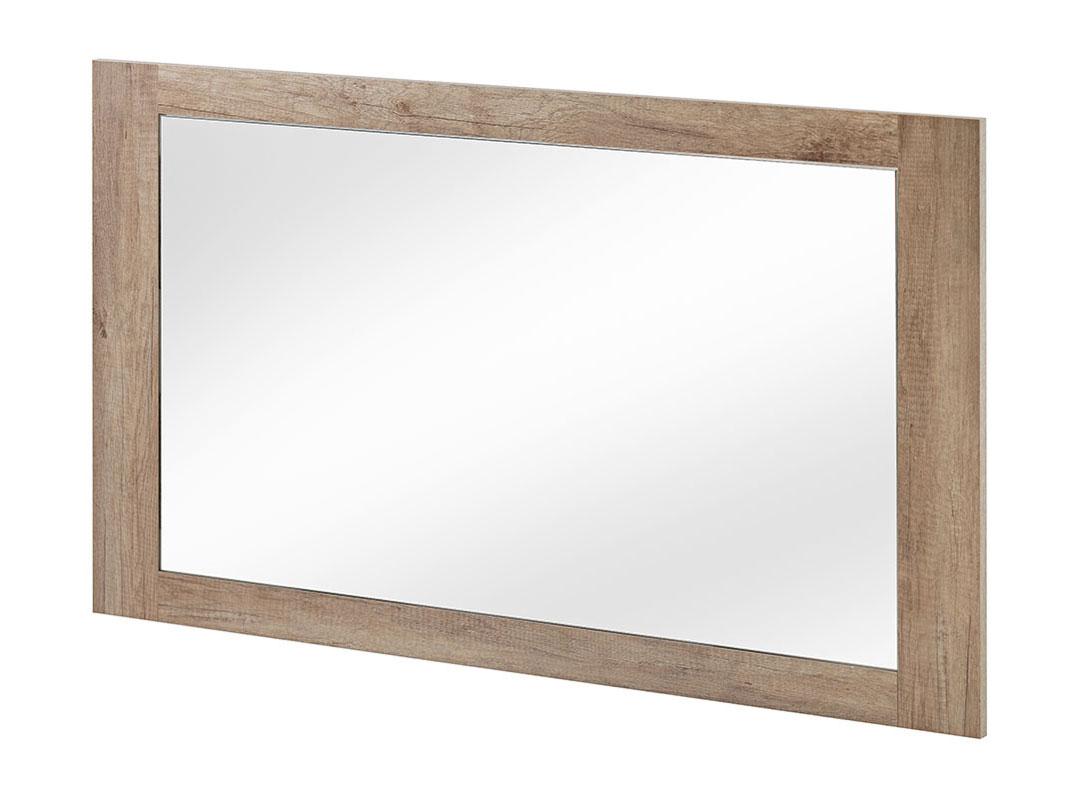 Zrkadlo MONUMENT  TYP 70 v aktuálnych trendoch. Nábytok je vhodný do moderných ale aj štýlovo zariadených interiérov. Je dostupná v dvoch farebných prevedeniach na výber: dub monument alebo borovica biela canyon. Nábytok je vyrobený z LTD, ktoré sa jednoducho udržiava. Rozmer zrkadla 120 x 65,5 x 48,5 cm. Dodávame v demonte. MONUMENT je nový sektorový nábytok, ktorý získal významné ocenenie Diamant nábytkárskeho priemyslu na veľtrhu nábytku. V tomto sektore máte na výber 13 rôznych elementov. alebo zostavu za zvýhodnenú cenu. Cena: 47 EUR