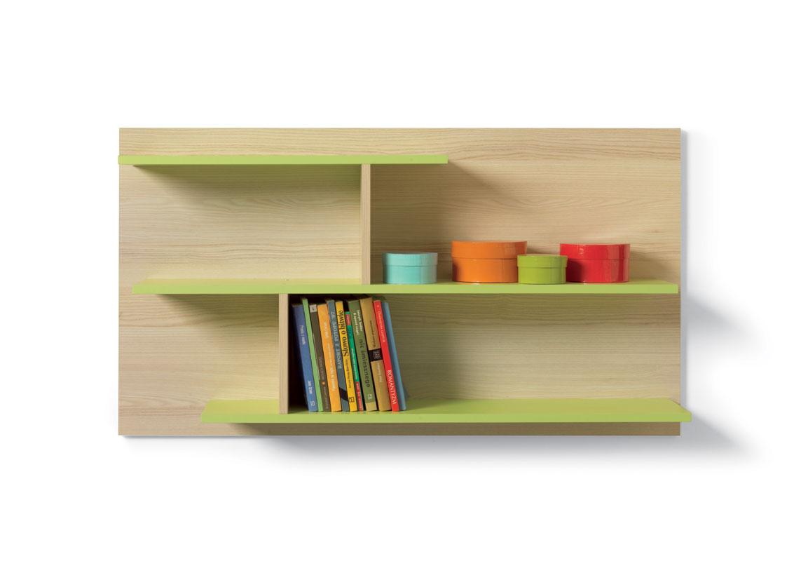 Panel s troma policami v zaujímavom designe a kombinácii dvoch farieb, vhodný prevažne do detskej izby, prípadne aj do iných miestností v byte. Vyrobený je z kvalitného lamina, ktoré je zároveň nenáročné na údržbu. Na výber v dvoch farebných prevedeniach. Dodávame v demonte. Záruka 24 mesiacov. Spolu s ostatnými produktami Sunny môžete zostaviť detskú izbu podľa svojich predstáv, nájdete ich vyššie v sekcii Produkty zo systému SUNNY. Prípadne zakúpiť kompletnú detskú izbu, nájdete v sekcii dole - Odporúčame. Cena: 37 EUR