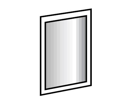 Zrkadlo MARIDA 910 919. Nábytok je vyrobený z LTD, ktoré je jednoduché na údržbu. Farebné prevedenie san remo. Rozmer 115 x 47 x 4 cm. Kolekcia MARIDA je v ponuke ako kompletná zostava alebo si ju môžete zostaviť samostatnými produktami. Cena: 55.8000 EUR