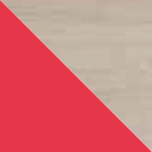 Dub santana červená