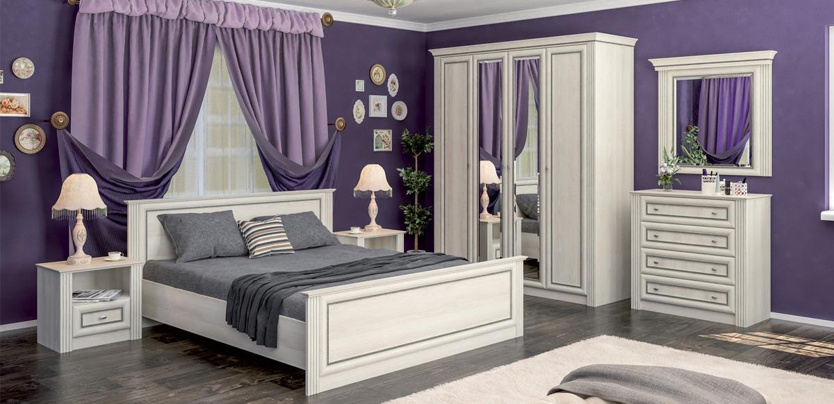 BRANDON spálňa