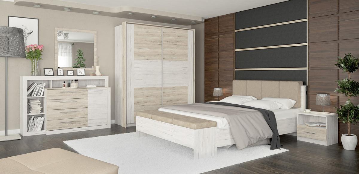 BAVARYA spálňa