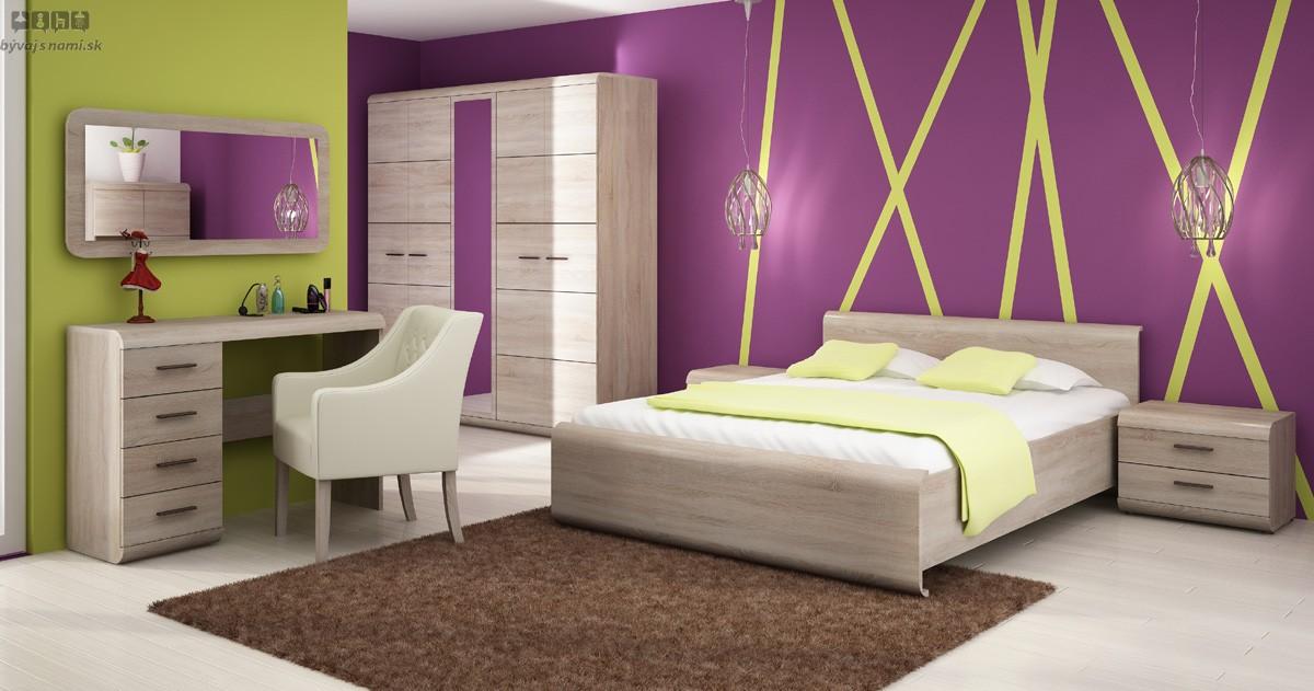 LINA spálňa