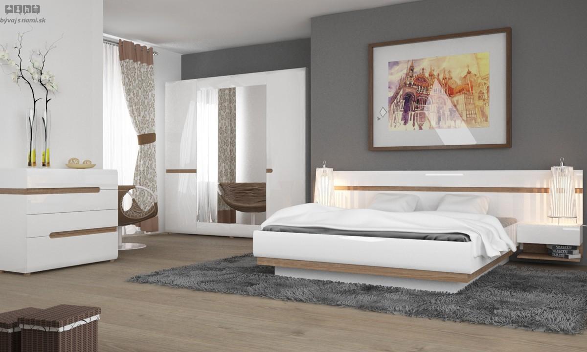 LINADE spálňa