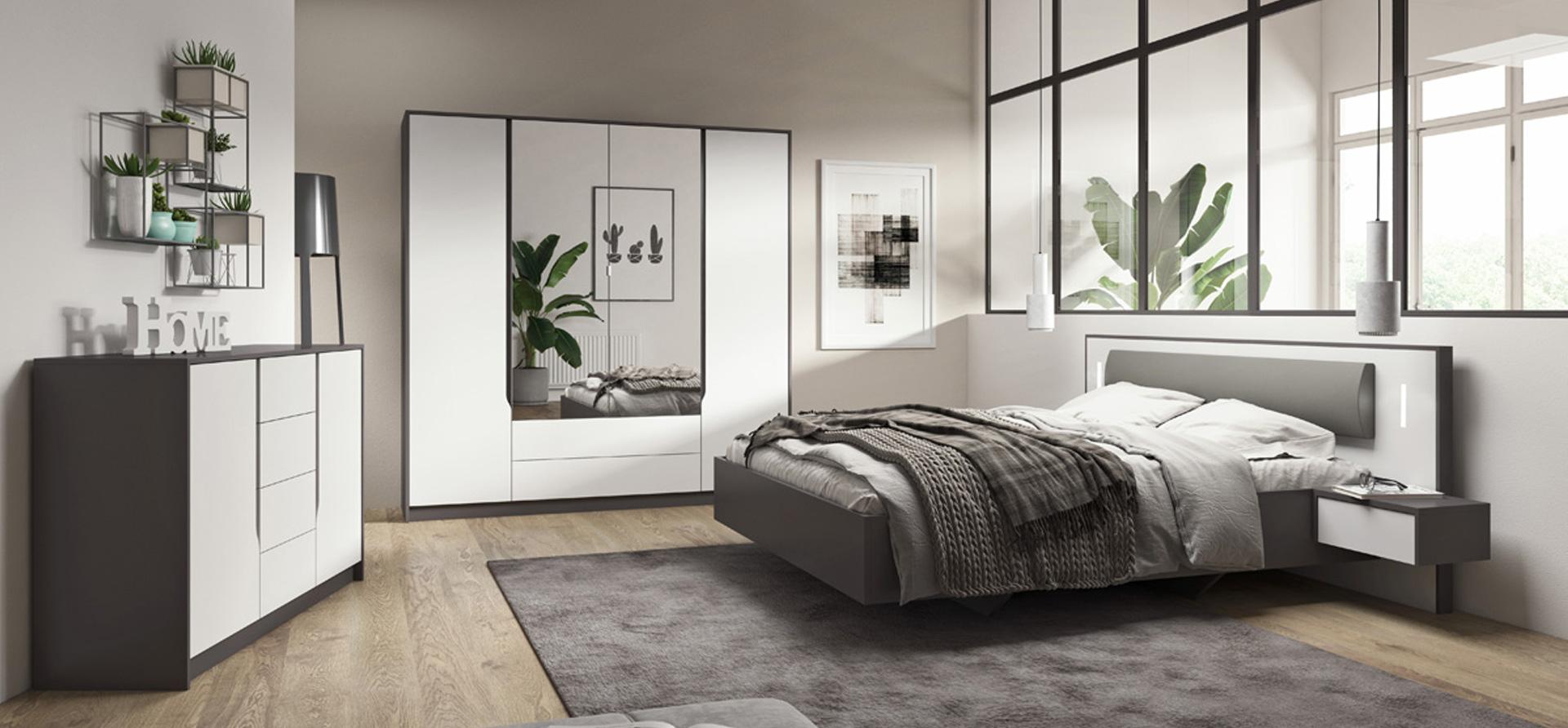 MONDI spálňa