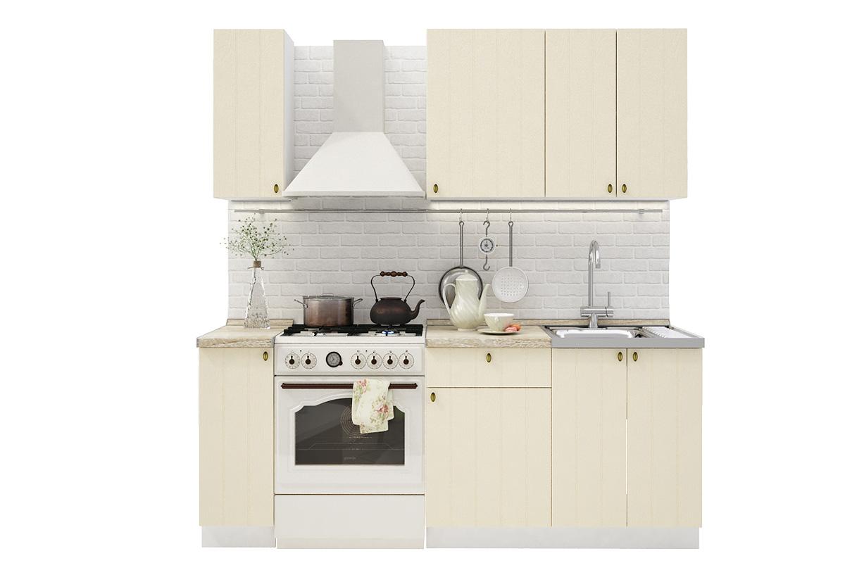 PROVENSAL 140 kuchynská zostava vanilka