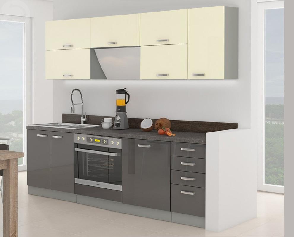 GREY-KA kuchyňa 240 bez PD