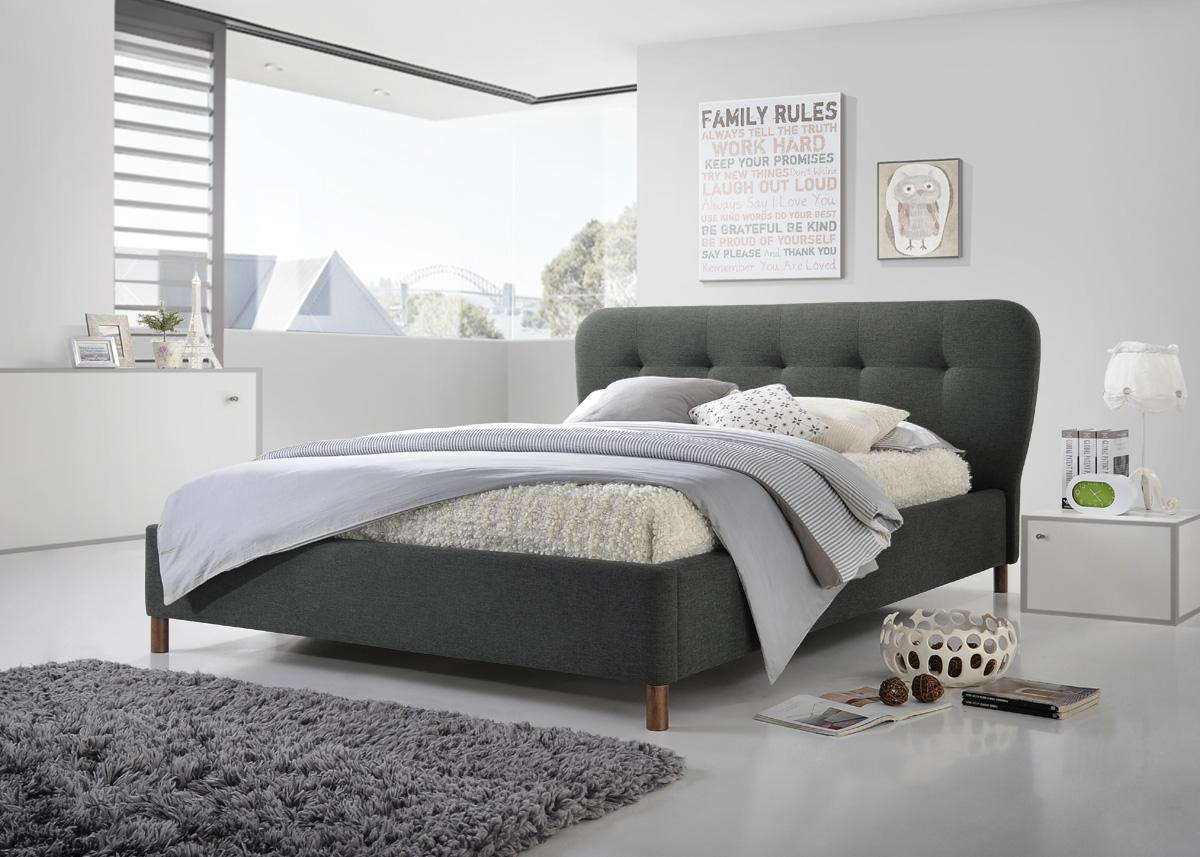 >> Čalúnená posteľ VALENCIA 160 VER-0180