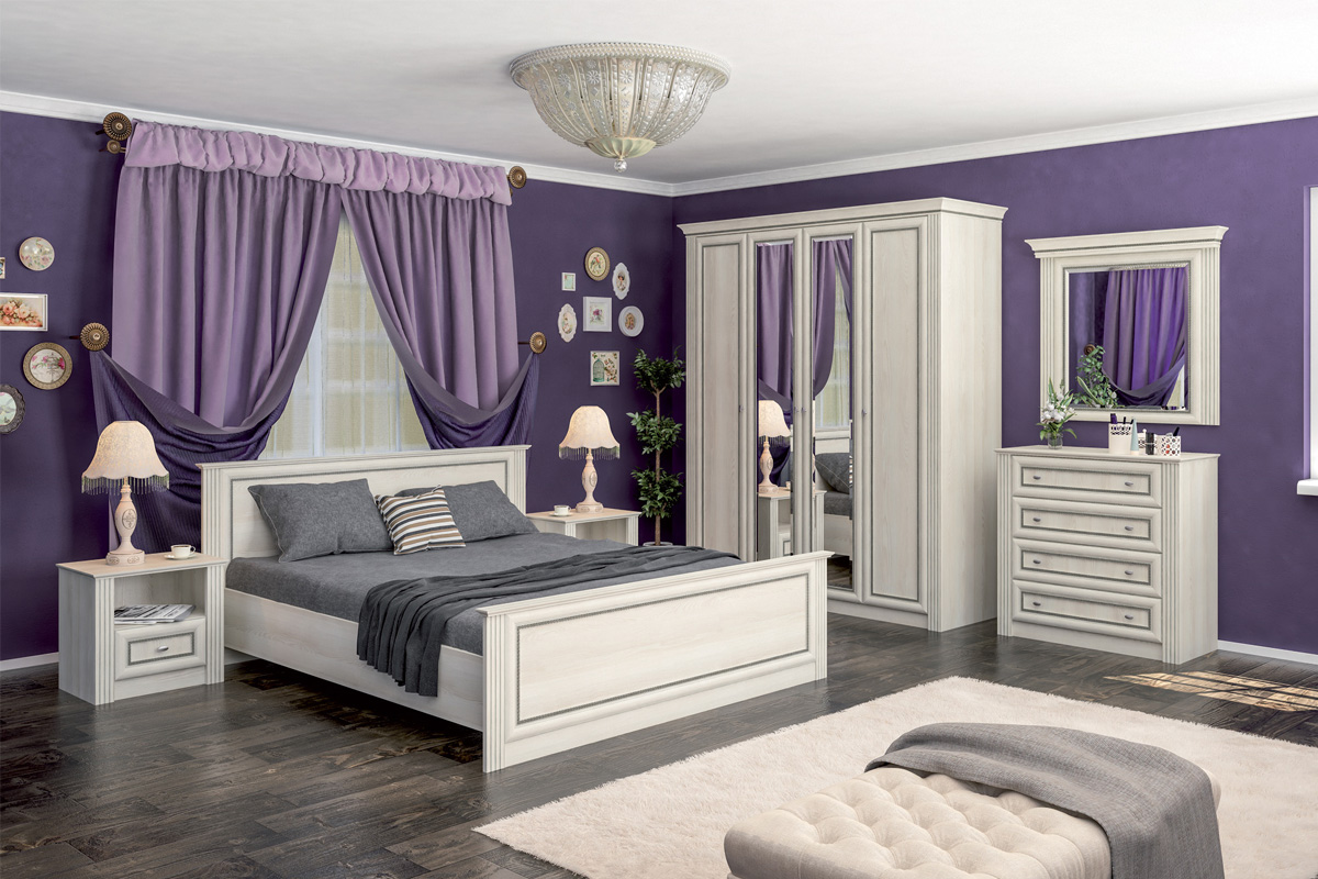 BRANDON atraktívna spálňa
