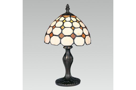 Prezent 101 TIFFANY stolná lampa