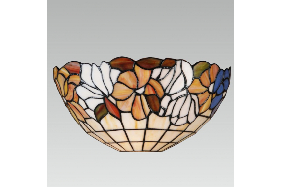Prezent 108 TIFFANY nástenné svietidlo