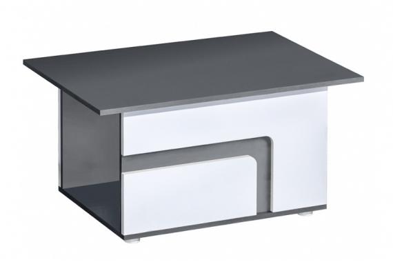 TITO malý stolík A18, antracit