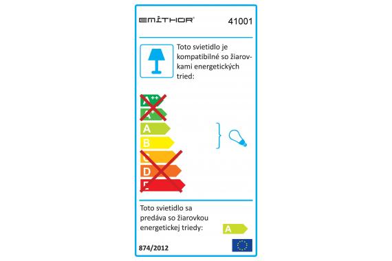 Emithor ATROX 41001 kuchynské svietidlo