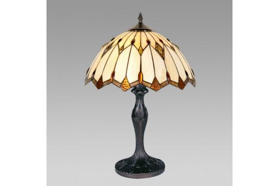 Prezent 82 TIFFANY stolná lampa