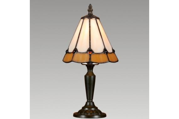 Prezent 91 TIFFANY stolná lampa