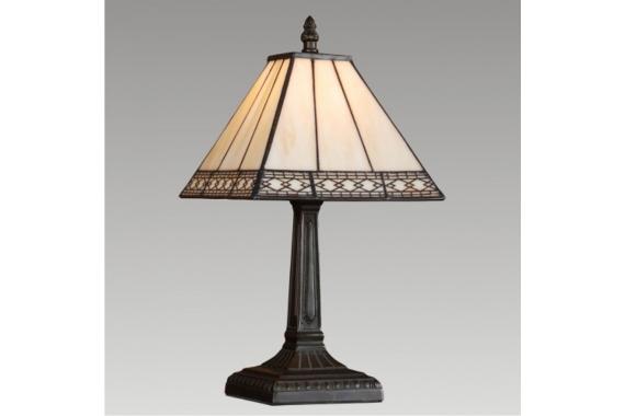 Prezent 92 TIFFANY stolná lampa