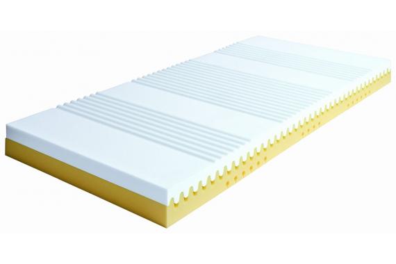 ALEXA obojstranný matrac 80 x 200, poťah Snow