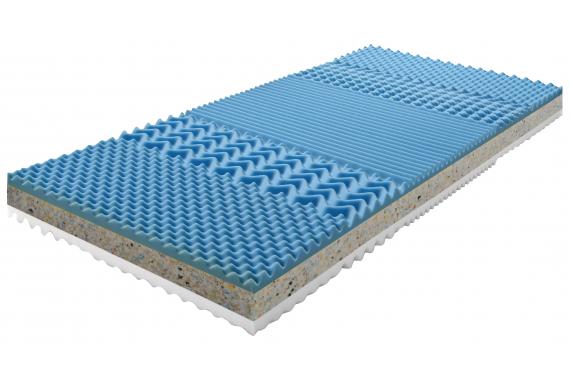 KALE COOL matrac 140 x 200, poťah Celina