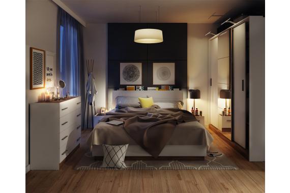 DEREK spálňa na mieru