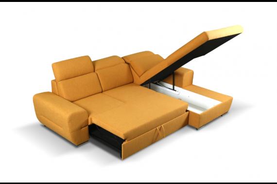 LENTIS rohová sedačka
