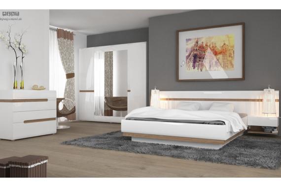 LINADE spálňa na mieru