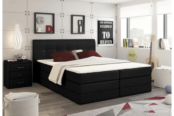 E-CONTA posteľ 180 Inari 100