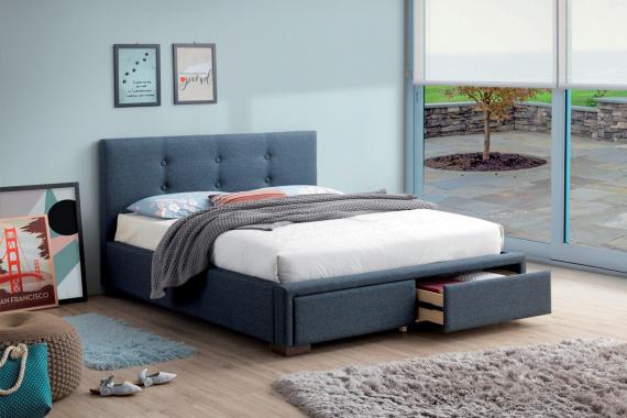 » PROKOP čalúnená manželská posteľ 160