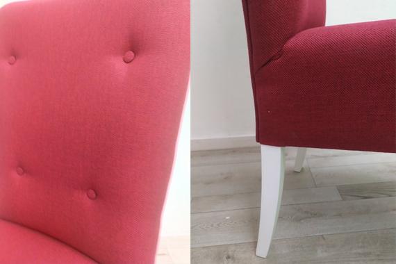 » LEA jedálenská stolička, inari 60/biela