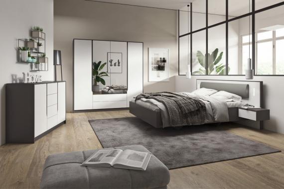 Dizajnová spálňa MONDI
