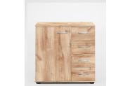 Kombinovaná komoda ANNY 710 dub planked