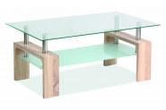 LISA BASIC konferenčný stolík, dub sonoma