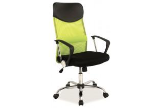 Q-025 kancelárske kreslo zelené