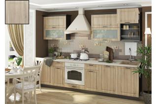 Kuchyňa na mieru PRAHA sonoma svetlá/wenge korpus