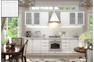 Kuchyňa na mieru VERSAJ, biely soft/korpus biely