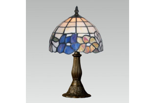 Prezent 107 TIFFANY stolná lampa