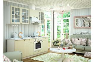 PROVENSAL kuchyňa vanilka 210 cm