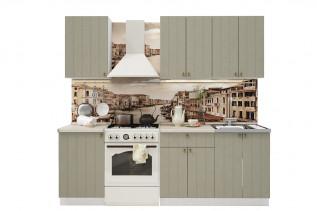 PROVENSAL 170 kuchynská zostava, sivá