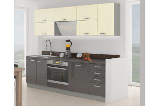 GREY-KA kuchyňa 240