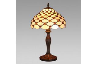 Prezent 53 TIFFANY stolná lampa