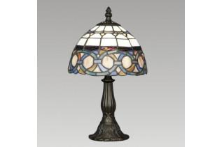 Prezent 81 TIFFANY stolná lampa