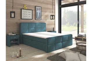 AMOR manželská posteľ 180, Soro 86