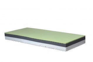 MADAM VISCO sendvičový matrac 90 x 200, poťah SNOW