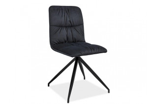 ALEXA otočná stolička, grafit