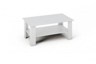 AMSTEL konferenčný stolík biely