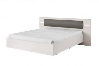 RENDES manželská posteľ s LED 160