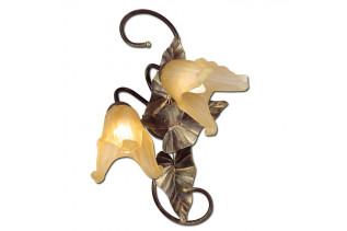 ANTURIUM, nástenná lampa 0475K